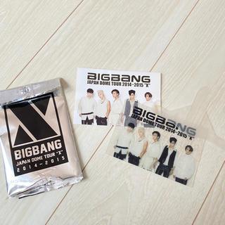 ビッグバン(BIGBANG)の公式グッズ BIGBANG クリスタルパズル(ミュージシャン)