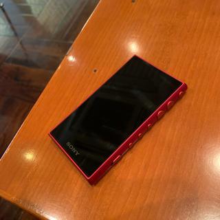 ソニー(SONY)のソニーウォークマン16GB AシリーズNW-A105(ポータブルプレーヤー)