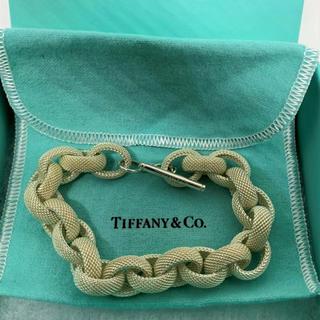 ティファニー(Tiffany & Co.)の希少 Tiffany&co. Chain Link Bracelet(ブレスレット)