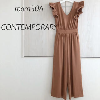 room306 CONTEMPORARY - room306 CONTEMPORARY ロンパース オールインワン