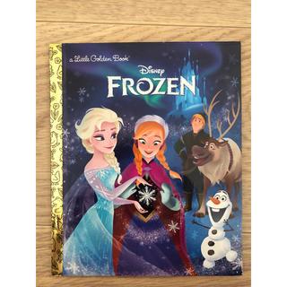 アナと雪の女王 - 【新品未使用】洋書 frozen アナと雪の女王 リトルゴールデンブック