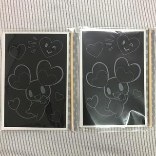 【新品・非売品】ララピー スクラッチカード 2枚セット