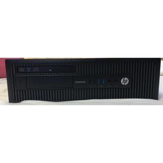 ヒューレットパッカード(HP)のヒューレットパッカード HP 800G1SF SSD240GB(デスクトップ型PC)
