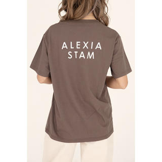 ALEXIA STAM - アリシアスタン Tシャツ