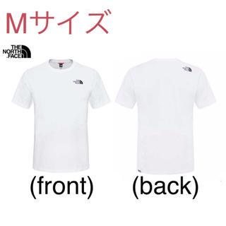 THE NORTH FACE - 最新2020 ノースフェイス Tシャツ Mサイズ新品未使用品 White
