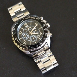ポリス(POLICE)のPOLICE12545Jクロノグラフ腕時計(腕時計(アナログ))