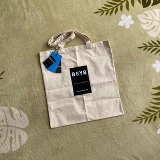 【新品未使用タグ付き】BBYB トートバッグ Daily tote bag