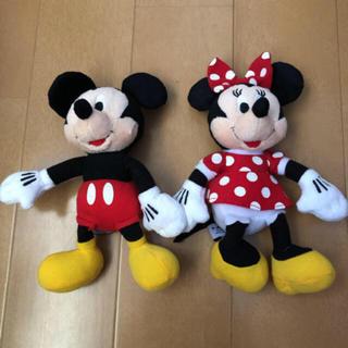 Disney - ディズニー♡ぬいぐるみ♡ミッキーミニー