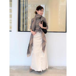 アパルトモンドゥーズィエムクラス(L'Appartement DEUXIEME CLASSE)のCorduroy Long スカート upper hights(ロングスカート)