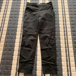 エイチアンドエム(H&M)のH &M パンツ 黒(カジュアルパンツ)