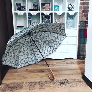 ミナペルホネン(mina perhonen)のミナペルホネン日傘ハンドメイドsold out‼️(傘)
