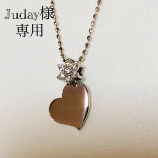 クミキョク(kumikyoku(組曲))の組曲☆k18 WG ダイヤモンドネックレス(ネックレス)