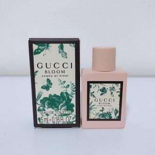 グッチ(Gucci)のグッチ ブルーム アクア ディ フィオーリ オードトワレ 5ml(香水(女性用))
