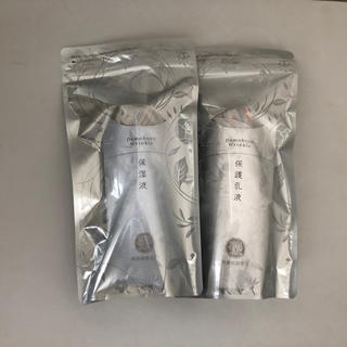 ドモホルンリンクル - 【お値下げ】ドモホルンリンクル☆保湿液と保護乳液