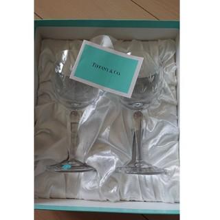 Tiffany & Co. - ティファニーワイングラス