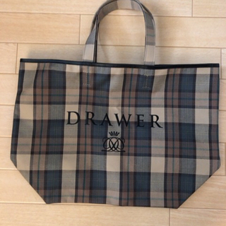 Drawer - 【Drawer/ドゥロワー】 2020awオリジナルバッグ