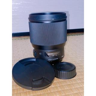 SIGMA - 【最新】 SIGMA 85mm f1.4 DG HSM Art ニコンFマウント