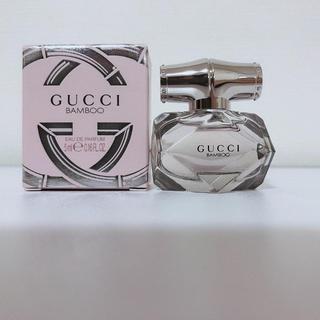 グッチ(Gucci)のグッチ バンブー オードパルファム 5ml(香水(女性用))