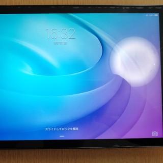 ソフトバンク(Softbank)の605HW Huawei RAM2GB (タブレット)