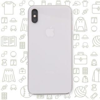 アイフォーン(iPhone)の【C】iPhoneX/64/ソフトバンク(スマートフォン本体)