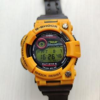 ジーショック(G-SHOCK)の(ジャンク)Gショック G-SHOCK フロッグマン GWF-T1030E (腕時計(デジタル))