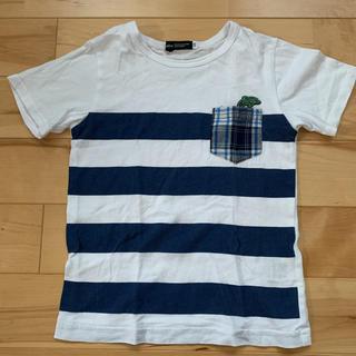 BeBe - べべ ボーダーTシャツ