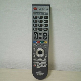 ヒタチ(日立)のセール❗️ HITACHI 日立デジタルテレビリモコン C-RP7(その他)