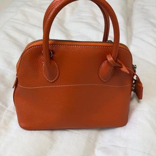 Lochie - オレンジ ハンドバッグ