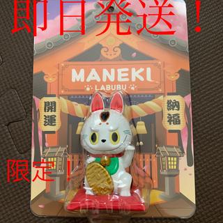 日本限定 LABUBU 招き猫 渋谷ロフト限定販売