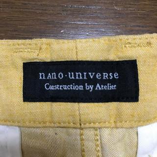 ナノユニバース(nano・universe)のNano Universe ショーツ メンズ(ショートパンツ)