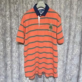 ポロラルフローレン(POLO RALPH LAUREN)のPOLObyラルフローレン ラガーポロシャツ(ポロシャツ)