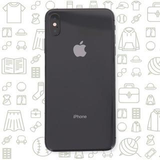 アイフォーン(iPhone)の【B】iPhoneXSMax/64/SIMフリー(スマートフォン本体)