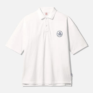 ジーユー(GU)のスタジオセブン GU 限定品 ポロシャツSサイズ(ポロシャツ)