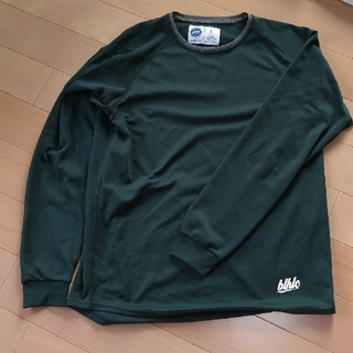 ballaholic  ロングTシャツ濃緑