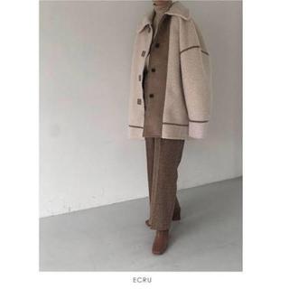 TODAYFUL - todayful bonding boa coat