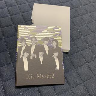 キスマイフットツー(Kis-My-Ft2)のKis-My-Ft2 フォトアルバム(アイドルグッズ)