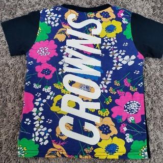 ロデオクラウンズワイドボウル(RODEO CROWNS WIDE BOWL)のロデオクラウンズ キッズ 半袖Tシャツ(Tシャツ/カットソー)