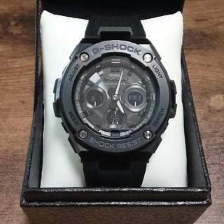 ジーショック(G-SHOCK)のG-SHOCK GST-W300G-1A1JF(腕時計(デジタル))