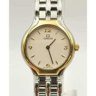 オメガ(OMEGA)のOMEGA  De Ville   シンボル K18YG/SS  時計(腕時計)