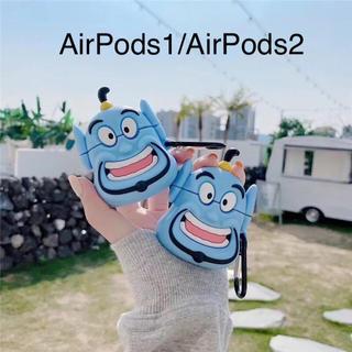 ジーニー AirPods1/AirPods2 用 エアポッズ ケース