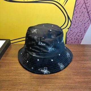 ディオール(Dior)の ポッキー/漁師帽/アヒル帽/ベレー帽  (ハット)