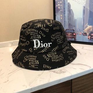 クリスチャンディオール(Christian Dior)の ポッキー漁師帽/アヒル帽/ベレー帽  (キャップ)
