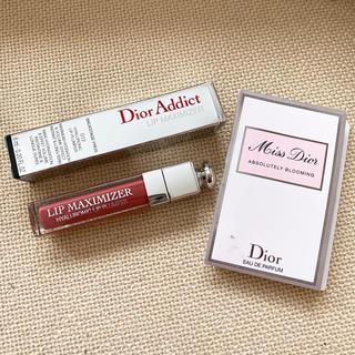 Christian Dior - ディオール アディクト マキシマイザー 012 ローズウッド リップ