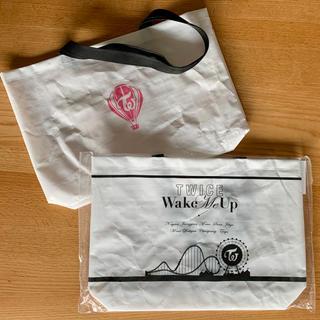 ウェストトゥワイス(Waste(twice))のTWICE  ビニールバック(K-POP/アジア)
