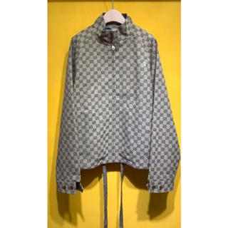 グッチ(Gucci)のGUCCI  GG 刺繍ロゴ ジャケット 男女兼用 46(その他)