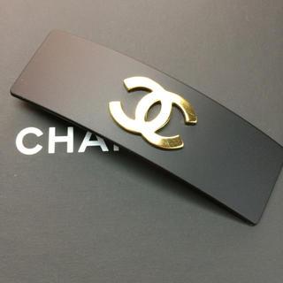 CHANEL - バレッタ ノベルティ シャネル
