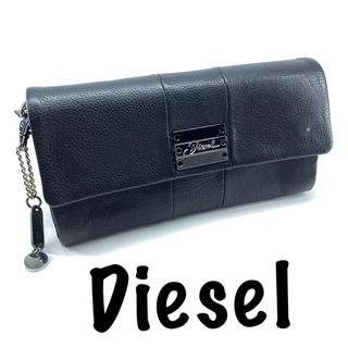 ディーゼル(DIESEL)の3971 ディーゼル 長財布 レザー L字ファスナーポケット(長財布)