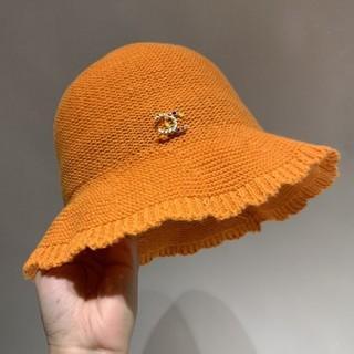 シャネル(CHANEL)の超美品シャネル 帽子 ハット  レディース(ハット)