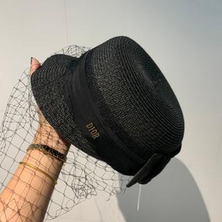 Dior - 漁師帽/アヒル帽/ベレー帽