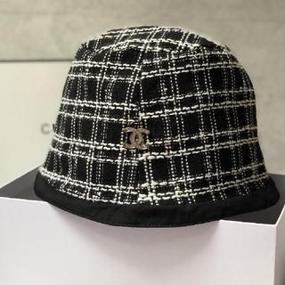 シャネル(CHANEL)の人気品シャネル 帽子 ニットハット レディース(ハット)